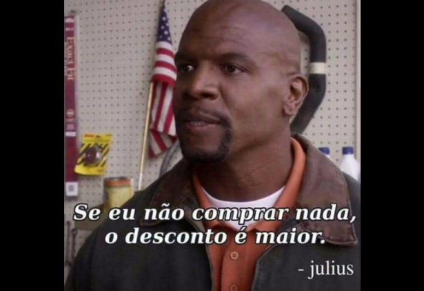 Meme do Julius Rock