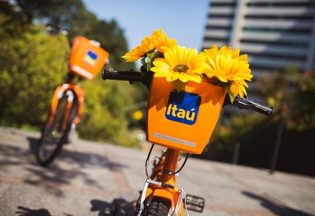 Bike Itaú oferece desconto anual de 50% para usuários