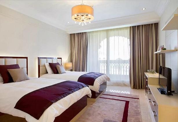 Apartamento para alugar em Dubai por R$ 5.239/dia, no Airbnb (Reprodução)