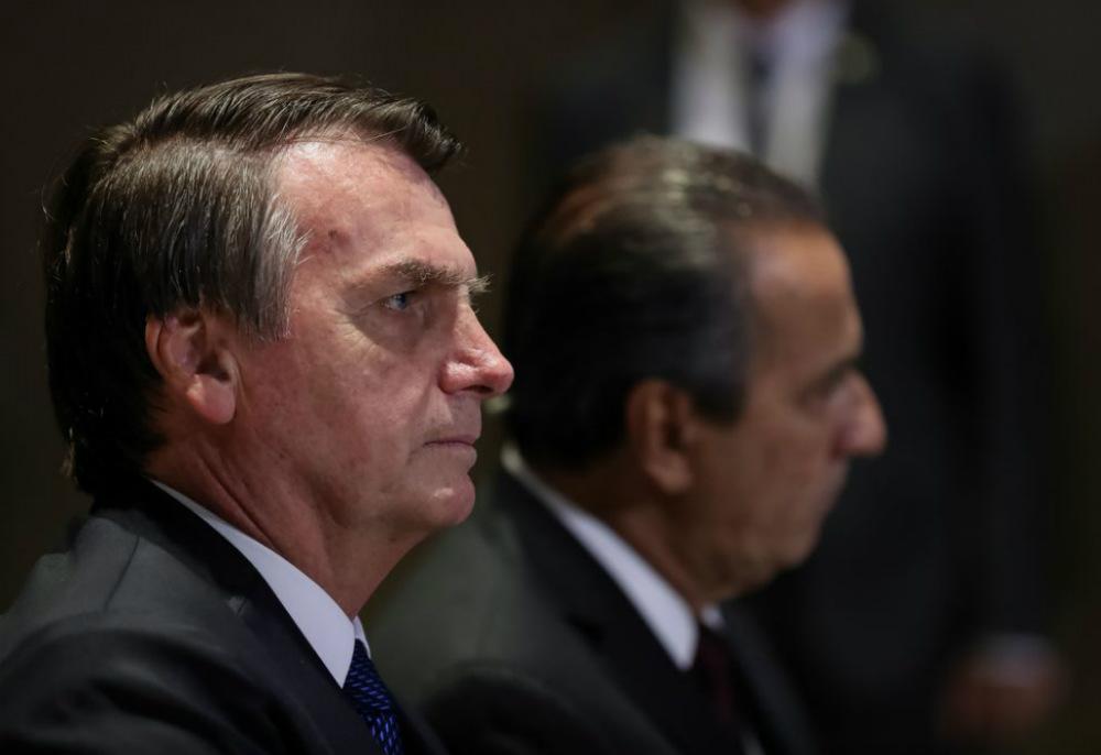 Jair Bolsonaro está entre os mais influentes do mundo
