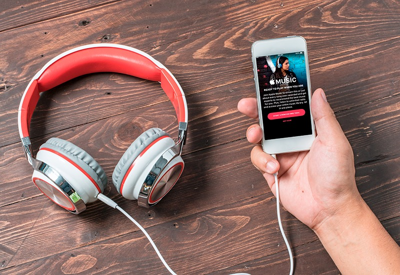 Apple Music ultrapassa Spotify