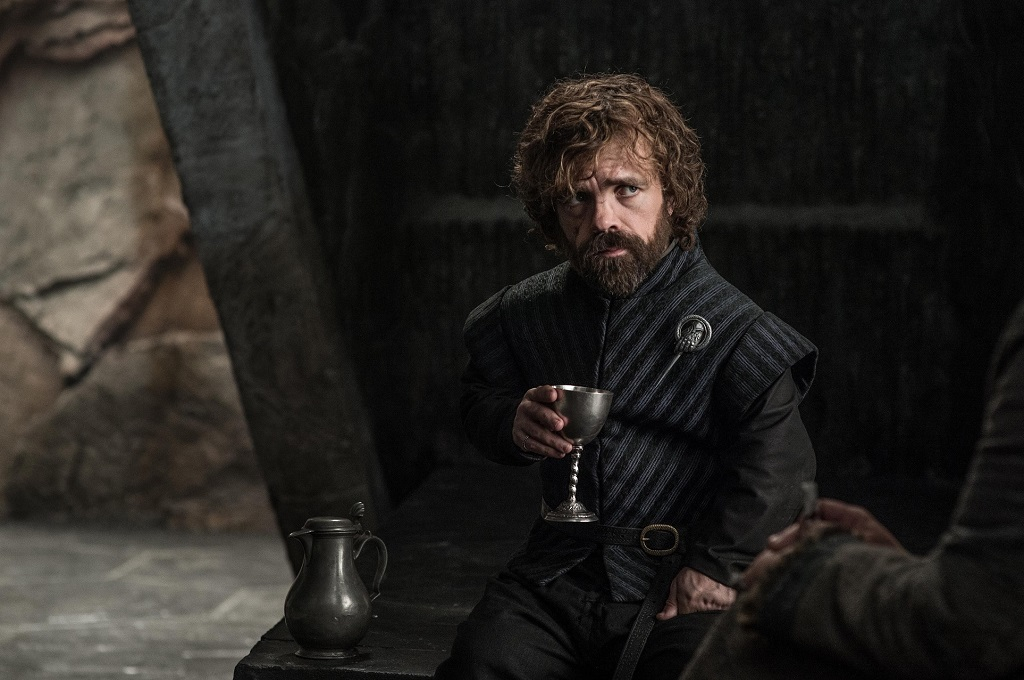 Tyrion Lannister na 8 temporada da série