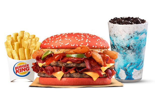 Em clima de estreia de Game of Thrones, Burger King lança combo especial