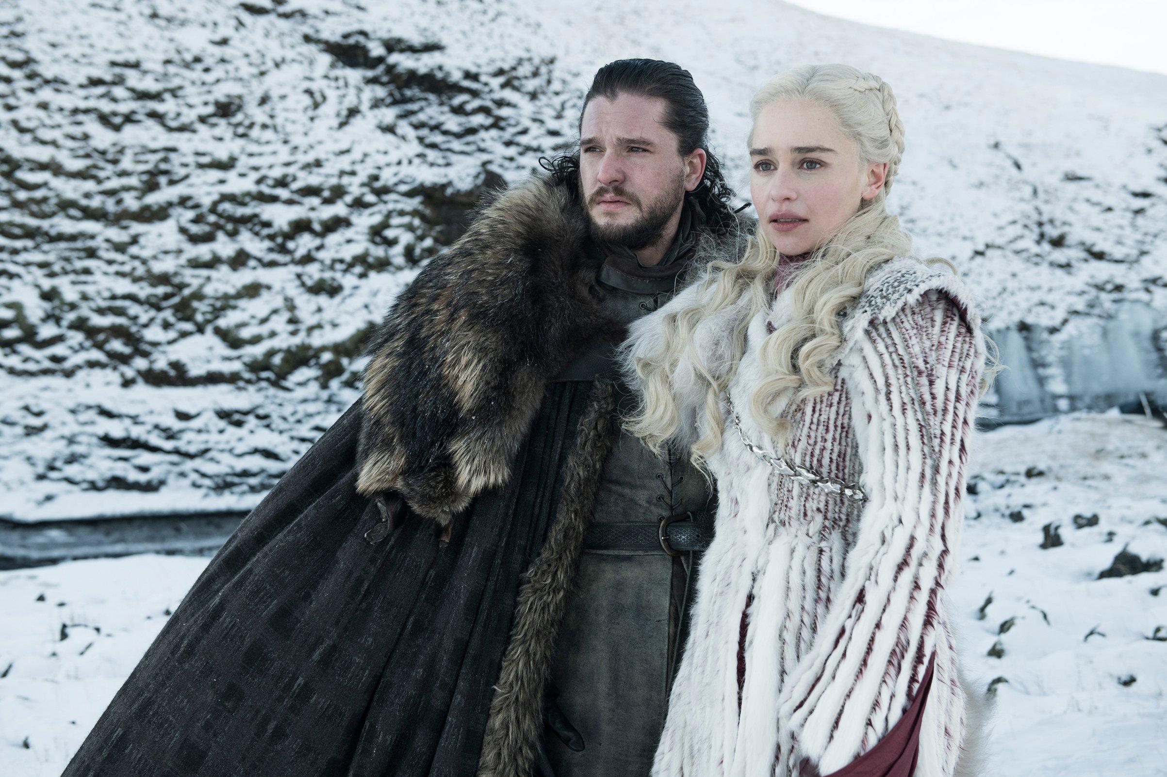 Oitava temporada de Game of Thrones