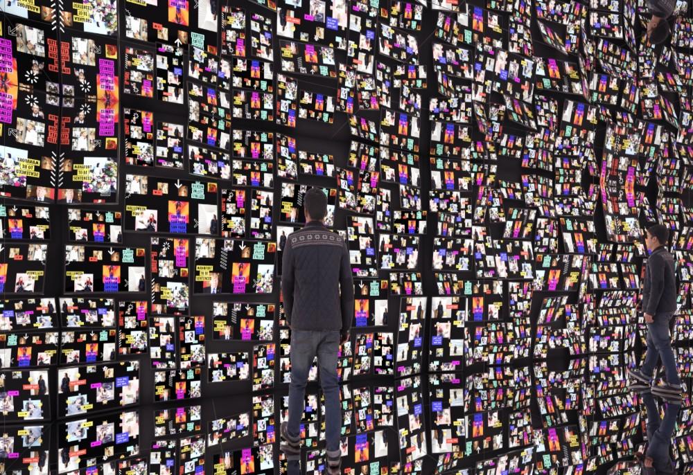 Exposição leva visitante a mergulho no mundo da inteligência artificial