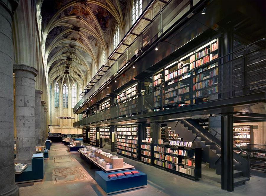 Conheça 12 livrarias inusitadas ao redor do mundo