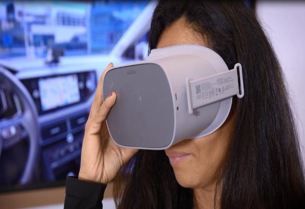 Realidade virtual muda experiência do cliente na concessionária