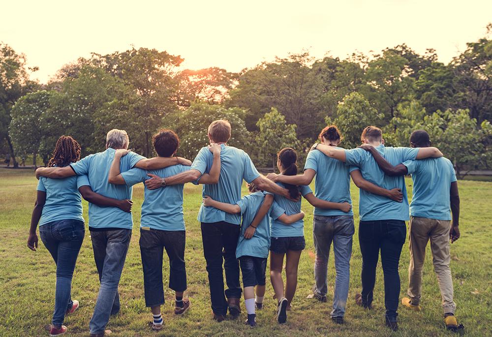 Trabalho voluntário: como a experiência pode contribuir para uma organização?