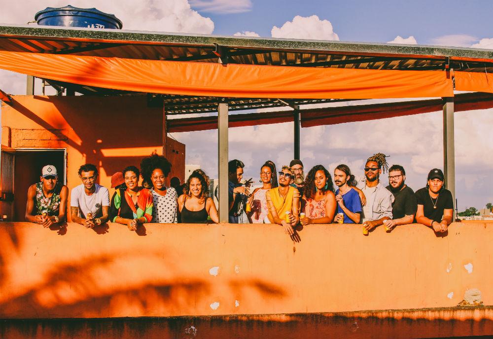 Iniciativa da Skol fomenta projetos criativos em comunidades de SP