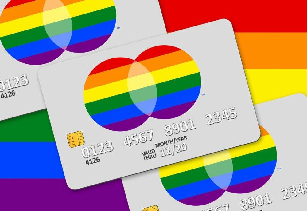 Mastercard LGBT