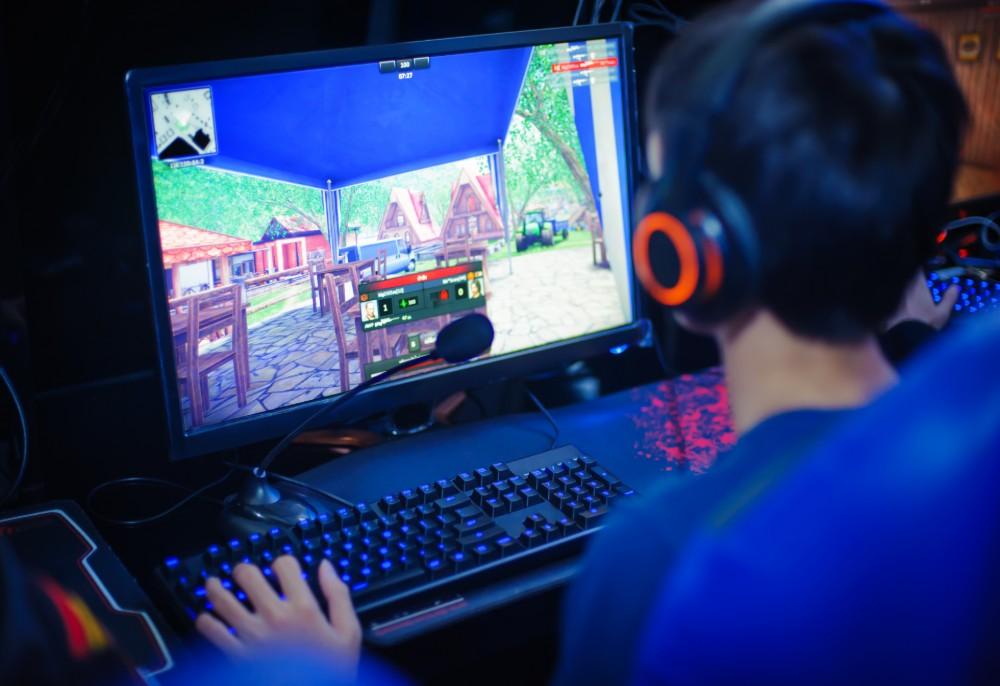 games eletrônicos
