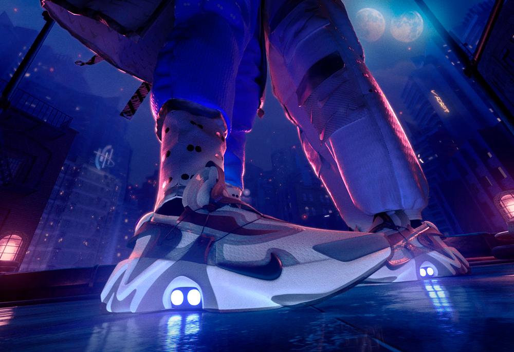 Nike Huarache AdaptFit