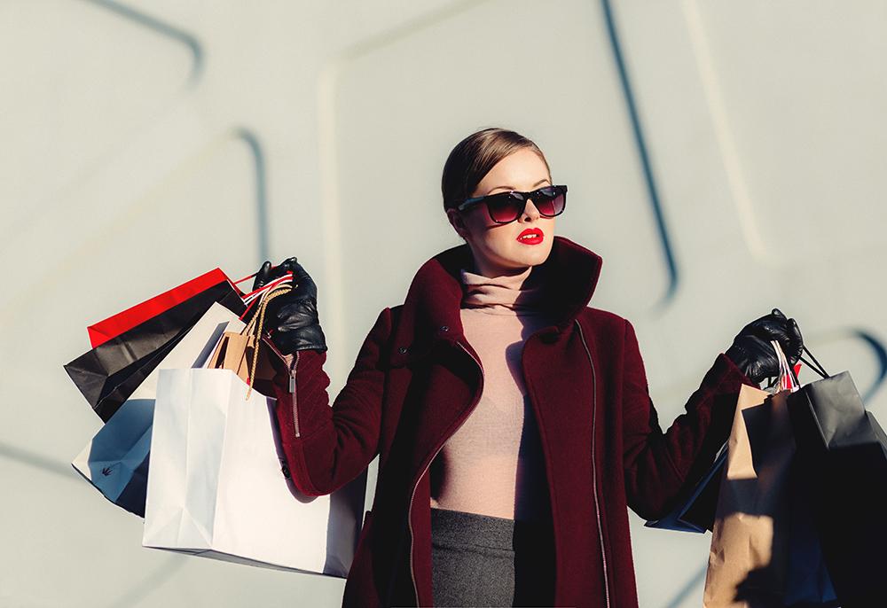 tendências de compras