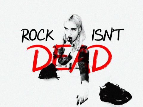 O rock não morreu