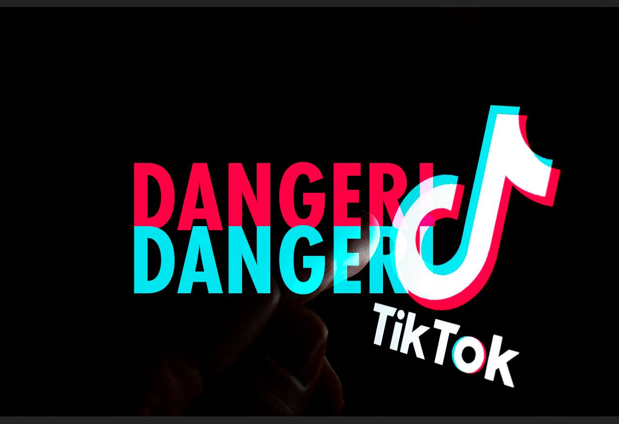 TikTok e seus perigos