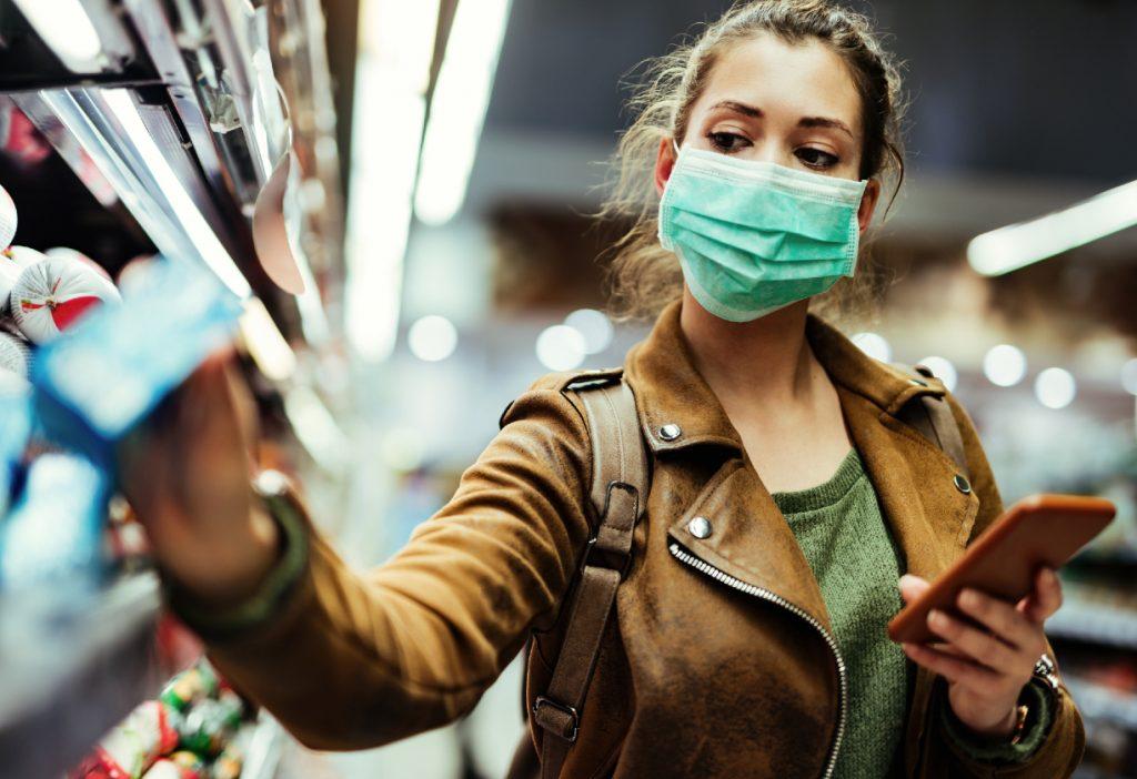 pandemia máscara