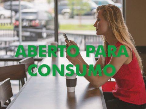 consumo em restaurantes