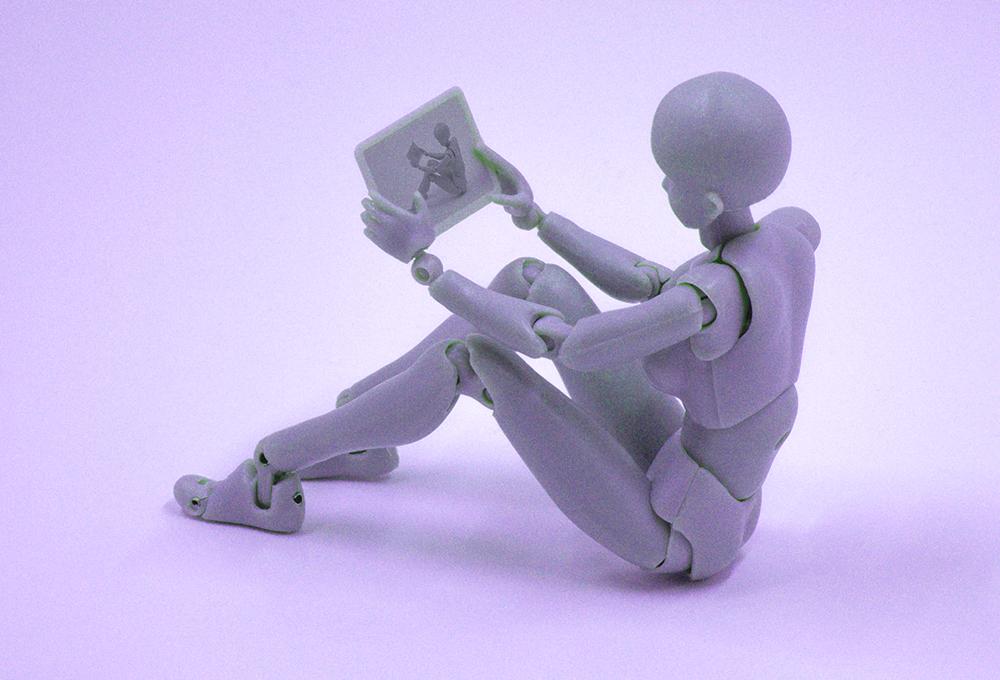 robôs no atendimento