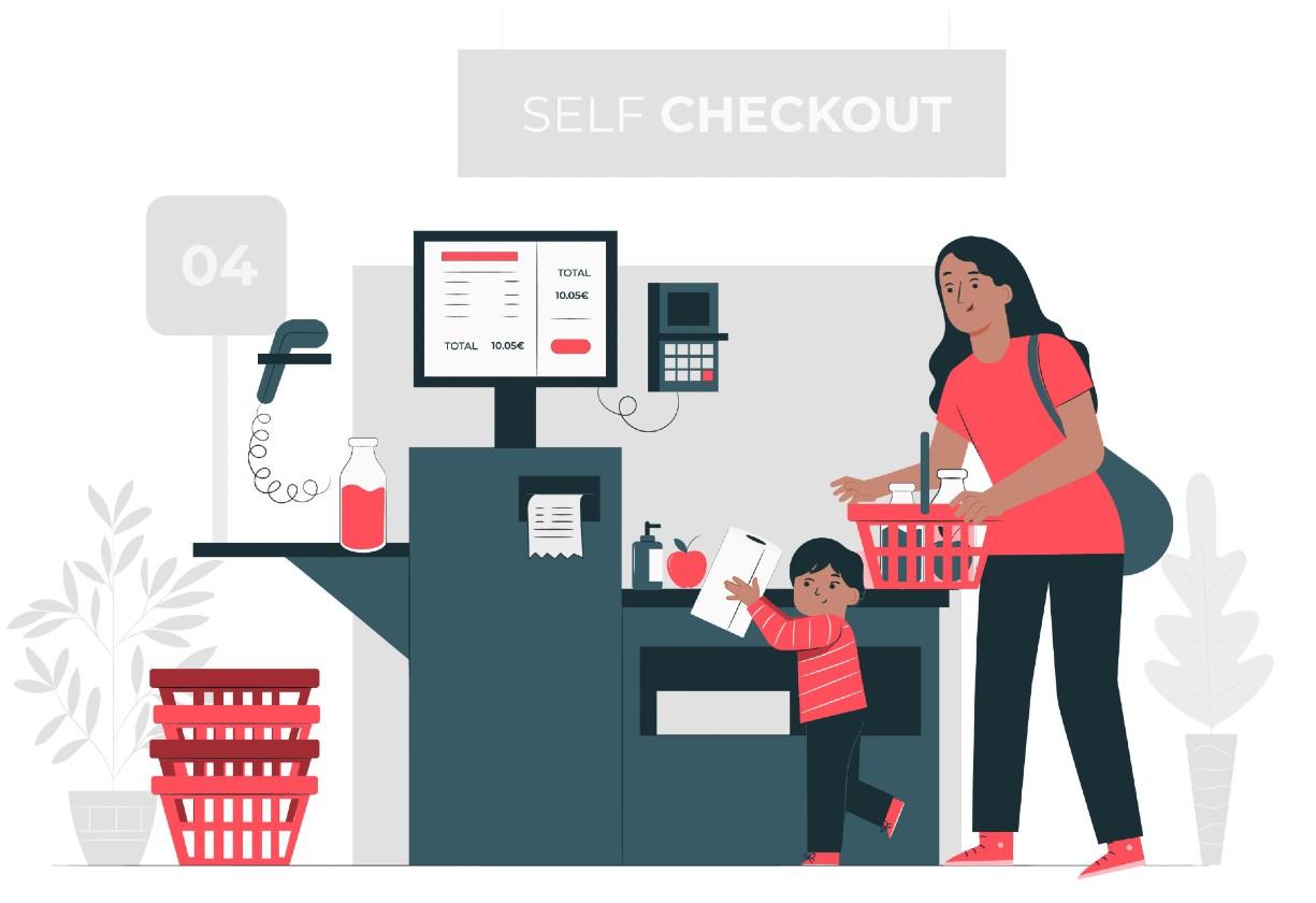 Touchless Retail ganha força com a pandemia