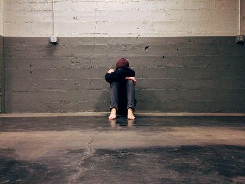 Depressão em jovens