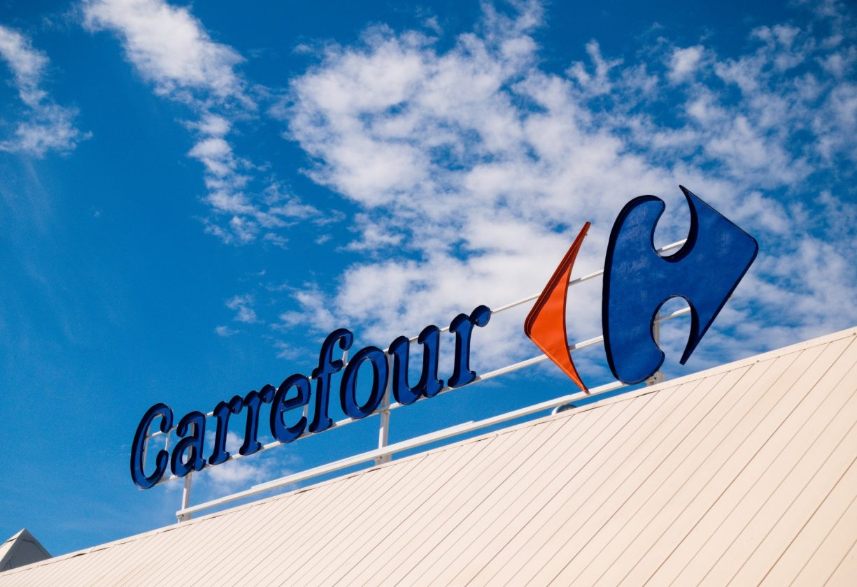 Carrefour bate alta trimestral, chegando a R$ 19,5 bilhões em vendas