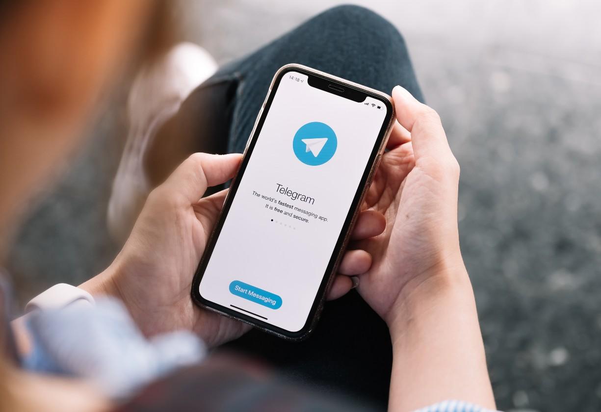aplicativo telegram