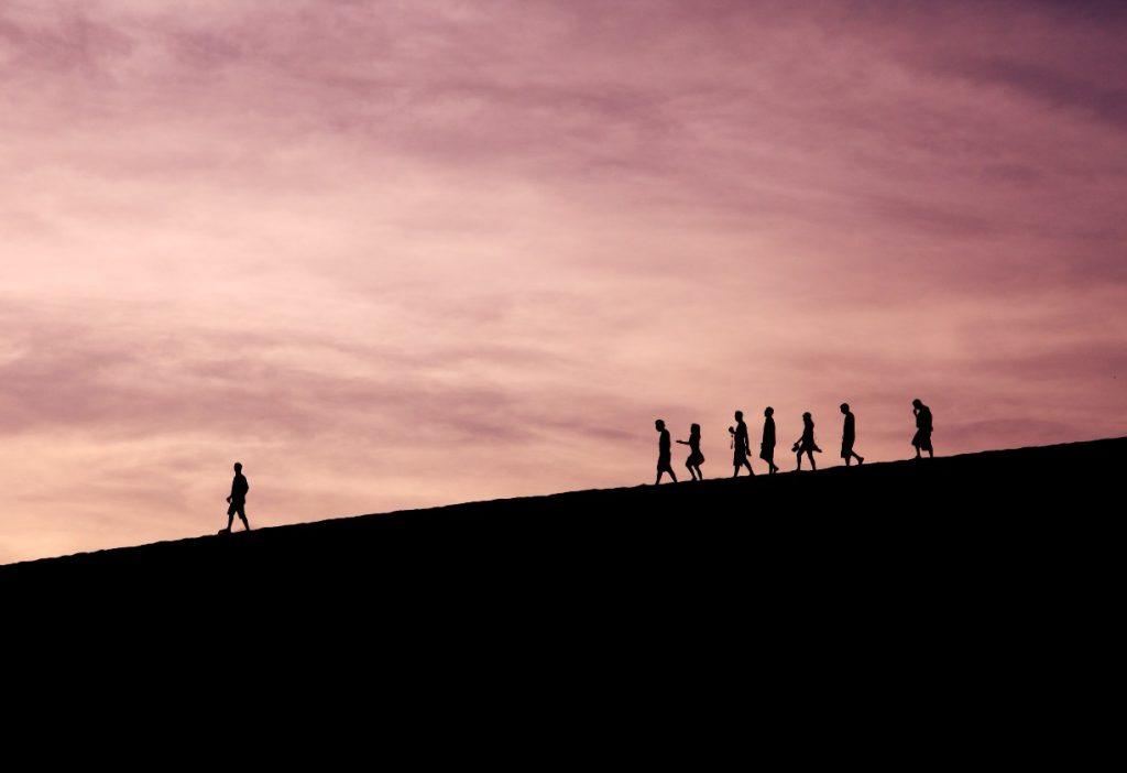 liderança na pandemia