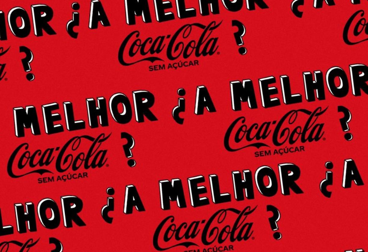 Atenta ao comportamento do consumidor, Coca-Cola lança nova fórmula