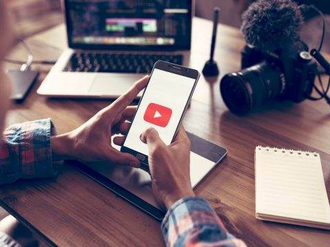 conteúdo em vídeo