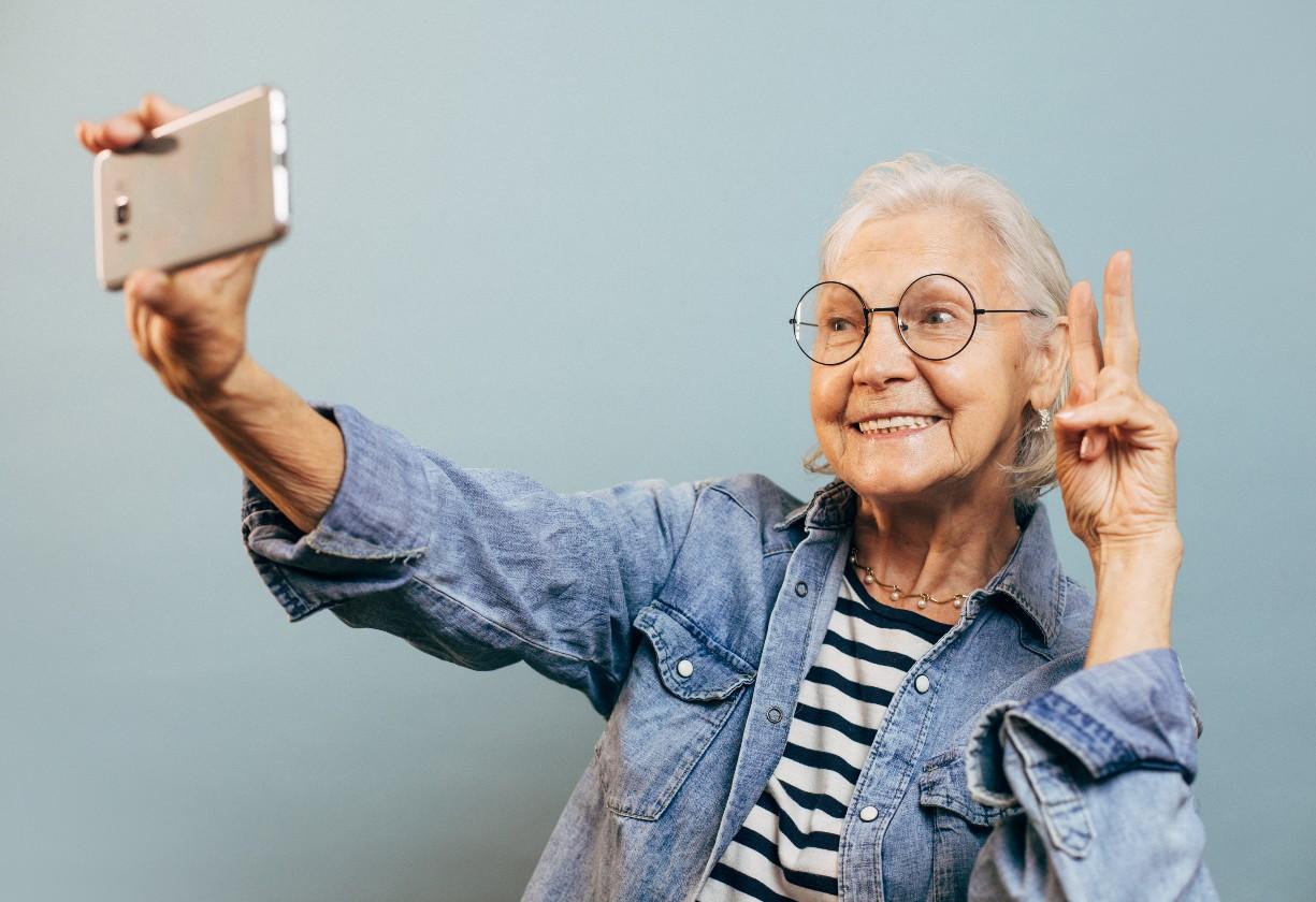 gerações mais velhas
