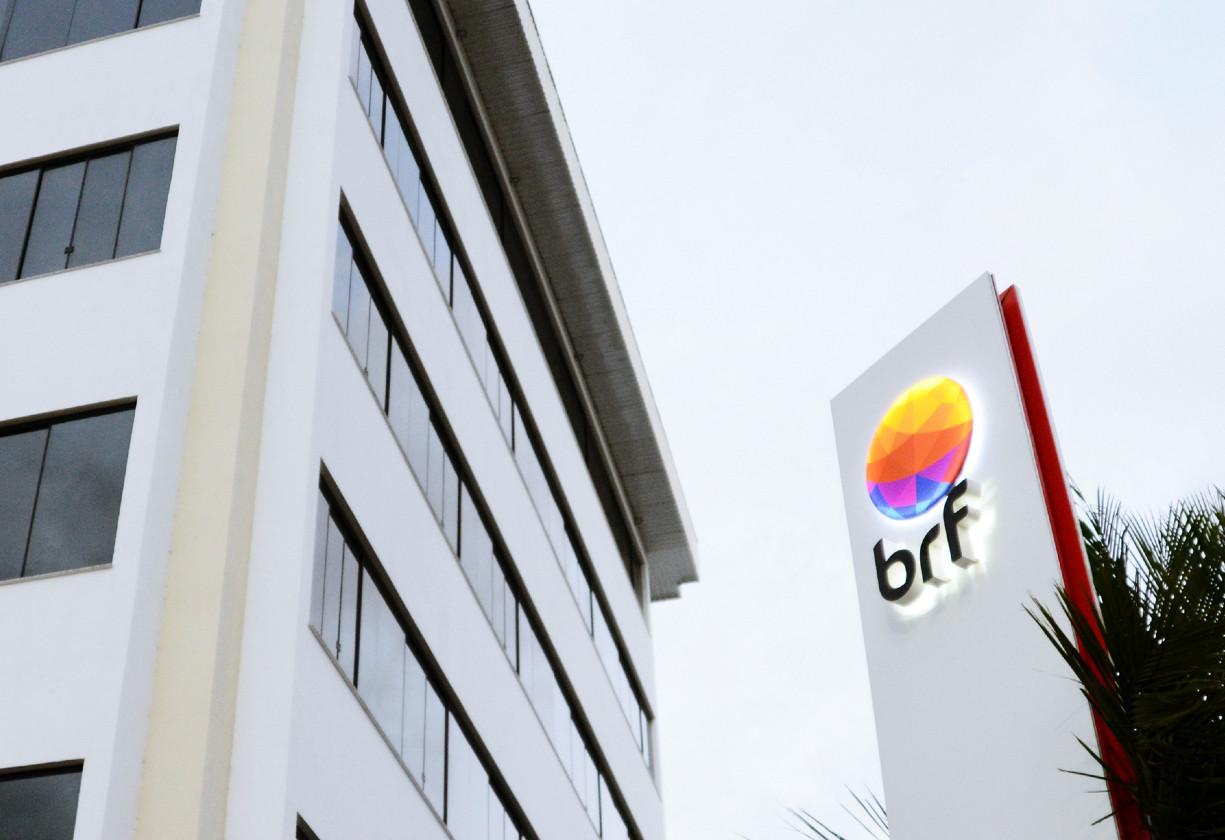 BRF fecha o primeiro trimestre com lucro de R$ 22 milhões