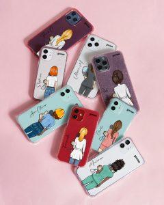 Cases de celular