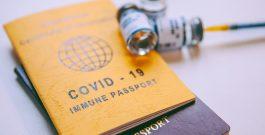 passaportes digitais de saúde