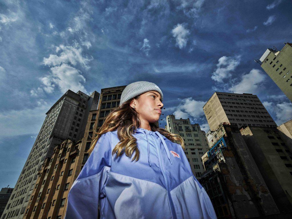 Voa, Fadinha: skatista Rayssa Leal estrela nova campanha da Nike